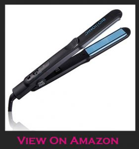 BIO IONIC ONE PASS STRAIGHTENING IRON