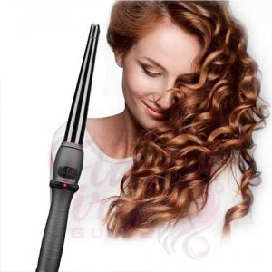 Curling your Hair with Curling Wand