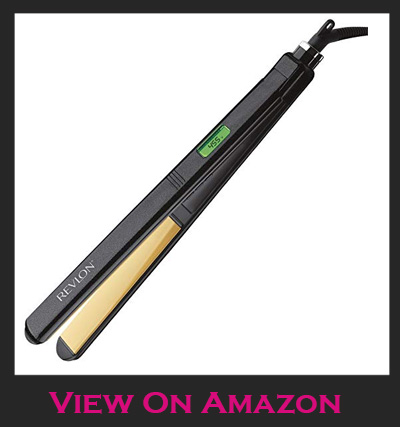 EVLON SALON STRAIGHT FLAT IRON
