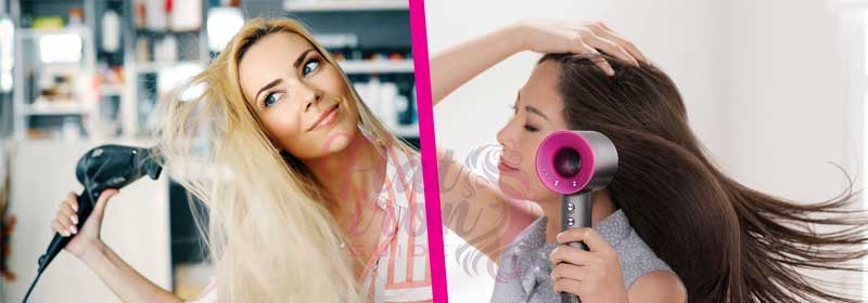 Tips to Style using Hair Dryer