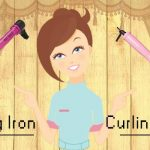 Curling Wand vs Curling Iron – Differences and Similarities