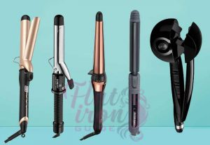 Types of Curling Wands